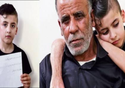 الطفل احمد دوابشة يتراجع عن حضور المحاكمة لمواجهة قاتل عائلته