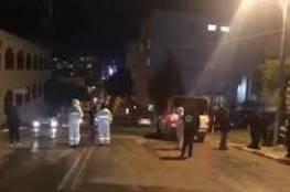 اصابة رجل أمن بعد دهسه على أحد حواجز بيت جالا