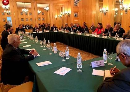 محادثات الفصائل في موسكو : المصالحة تغيب بطلب مصري