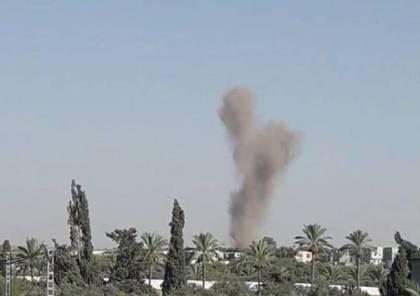ما طبيعة الانفجار الضخم الذي هز المحافظة الوسطى ؟