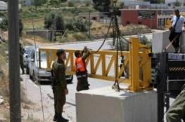 الجيش الاسرائيلي: تمديد إغلاق المعابر في الضفة الغربية حتى يوم السبت