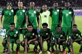 """الفيفا يوقع عقوبة """"باهتة"""" على نيجيريا"""