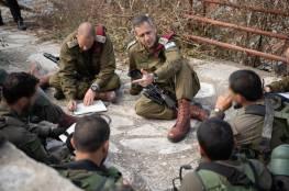 كوخافي يلغي ندوة لكبار قادة الجيش خشية من التصعيد في غزة و الضفة
