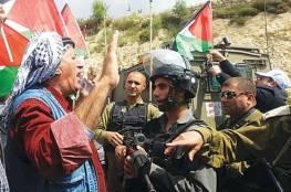الضفة - قرار بتصعيد المقاومة الشعبية