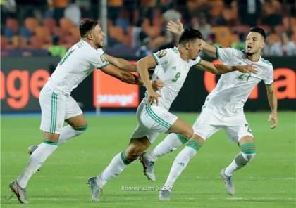 فيديو.. الجزائر بطلا لكأس أمم أفريقيا بفوزه على السنغال