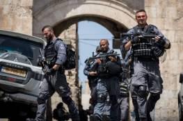 استنفار أمني في القدس عقب الإبقاء على البوابات الالكترونية ودفع بمزيد من القوات