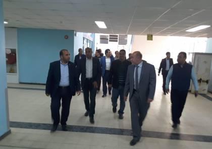 بالصور.. الصحة بغزة: الوفد الطبي المصري يباشر مهامه في المستشفى الأوروبي