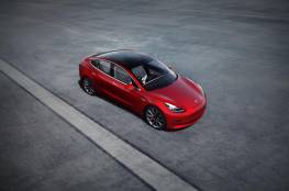 تيسلا تبيع 12 ألف سيارة كهربائية طراز موديل3 في هولندا