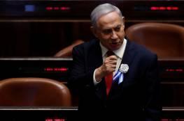 نتنياهو في خطاب تنصيب الحكومة: حان الوقت لتطبيق السيادة والقانون الإسرائيلي على الضفة