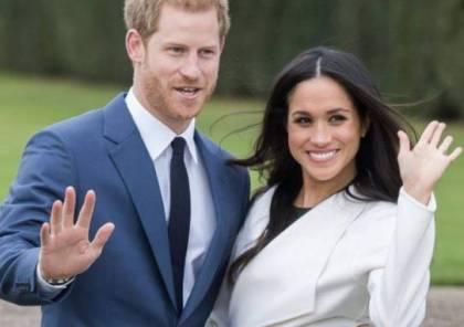 الأمير هاري وزوجته ميغان يعلنان ولادة طفلتهما.. وهذا اسمها!