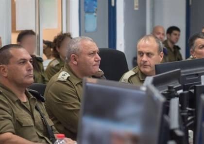 نتنياهو و ايزنكوت يهددان : سنرد بحسم في حال اي هجوم من غزة