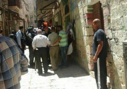 فيديو ..استشهاد اردني في باب الأسباط بالقدس المحتلة بزعم طعن شرطي اسرائيلي