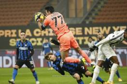 شاهد.. يوفنتوس يضع قدما في نهائي كأس إيطاليا بتغلبه على إنتر ميلان