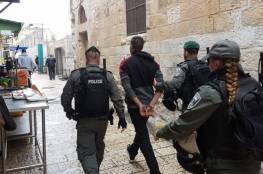 مركز: 633 حالة اعتقال من القدس منذ بداية العام الجاري