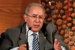 وزير خارجية الجزائر: رفض عضوية إسرائيل في الاتحاد الإفريقي يتزايد بين دول القارة