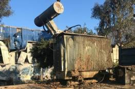 سلطة الطاقة: قصف الاحتلال أحدث دماراً كبيراً بشبكات الكهرباء