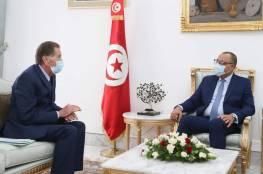 رئيس الوزراء التونسي: سنكون دائما في صفّ القضية الفلسطينية