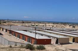 إنشاء 100 غرفة جديدة للعزل الصحي في غزة