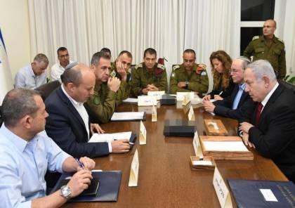"""قناة عبرية: مشاورات موسعة في """"الكابينت""""بشأن إدخال المنحة القطرية"""