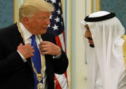 """بعضها مزيف .. صحيفة تكشف عن """"فضحية"""" الهدايا السعودية التي منحت لترامب"""