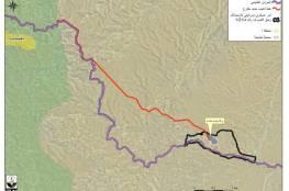 """""""أریج"""": الاحتلال يقرر الاستیلاء على 658 دونماً في منطقة وادي النار"""