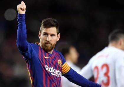فيديو.. برشلونة يكتسح إيبار وميسي يصل إلى الهدف رقم 400 في الليغا