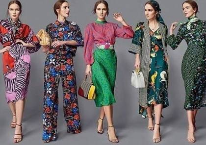 تألقي بألوان الربيع الزاهية من خلال هذه الأزياء
