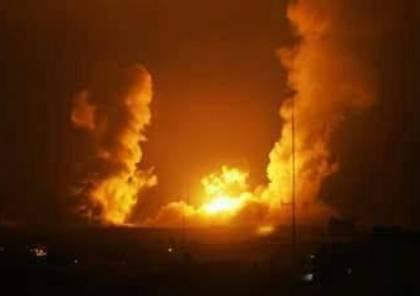 اسرائيل تقصف موقعا عسكريا للجيش السوري و مقتل جنديين