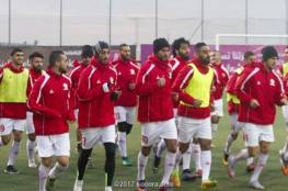 المنتخب الوطني يُنهي معسكره بالمغرب