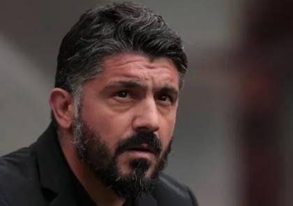 جينارو جاتوزو يرحل عن ميلان