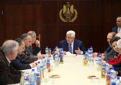 اللجنة التنفيذية تجتمع اليوم في رام الله ومجدلاني يكشف التفاصيل