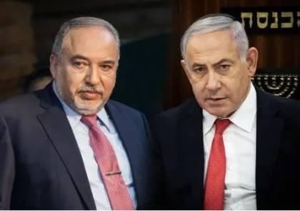 """ليبرمان يهاجم الليكود:""""نتنياهو ليس لديه مشكلة في تعيين خالد مشعل وزيراً""""!!"""