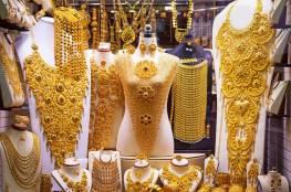 أسعار الذهب في أسواق فلسطين اليوم الأربعاء