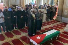 القدس: تشييع رفات جندي أردني عثر عليه في حي الشيخ جراح