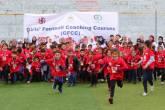 الاتحاد الفلسطيني لكرة القدم يختتم دورة مدربات البراعم
