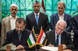 القاهرة توجه دعوات لفتح وحماس لاستئناف مفاوضات المصالحة بعد العيد