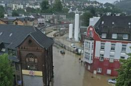 20 قتيلا على الأقل وعشرات المفقودين جراء فيضانات عارمة غرب ألمانيا