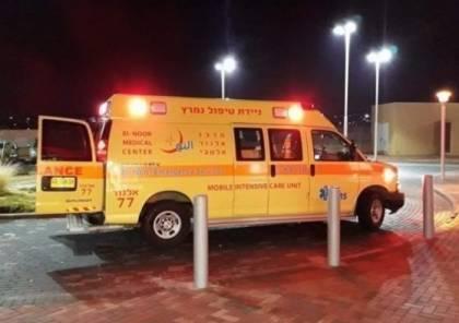 إصابة شاب من الخليل عقب تعرضه للطعن على يد مستوطنين داخل أراضي العام 48