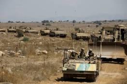 """جيش الاحتلال يطلق """"شعاع الشمس"""" على الحدود اللبنانية"""
