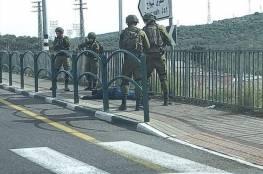 بالصور: شهيد برصاص جيش الإحتلال قرب سلفيت بدعوى محاولة طعن