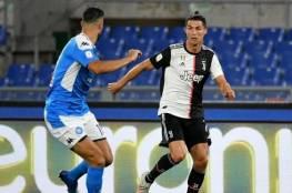 فيديو.. نابولي ينتزع لقب كأس إيطاليا من أنياب يوفنتوس