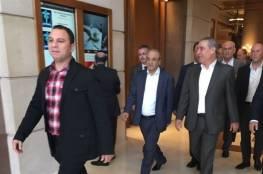 وفد فتح يغادر القاهرة بعد عقده لقاءات متواصلة مع مسؤولين مصريين بشأن المصالحة