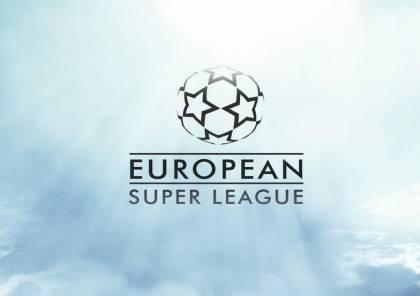 """الدوري الإنجليزي يحدد عقوبات أندية """"السوبر الأوروبي"""""""