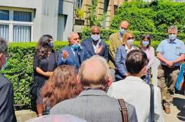 بروكسل: إحياء الذكرى الأربعين لاستشهاد المناضل نعيم خضر
