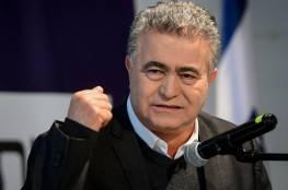 بيرتس: لن نصوت لضم أراضٍ في الضفة الغربية