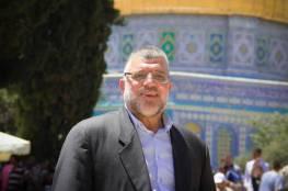 الإحتلال يفرج عن القيادي في حماس حسن يوسف