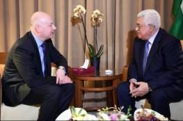 غرينبلات: عباس يرفض صفقة القرن ويتجاهل إرهاب حماس والجهاد الممول إيرانيا