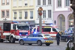 ألمانيا: قتيلان على الأقل ونحو 10 مصابين إثر حادث دهس بمدينة ترير