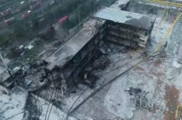 15 قتيلاً جراء انفجارٍ كبيرٍ بمصنع غازٍ في الصين