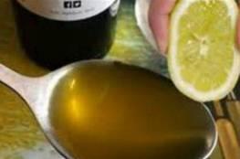 ماذا يحصل للجسم عند تناول ملعقة من الحامض وزيت الزيتون كل صباح؟